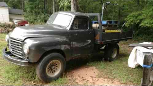 Studebaker Pick up (1950)