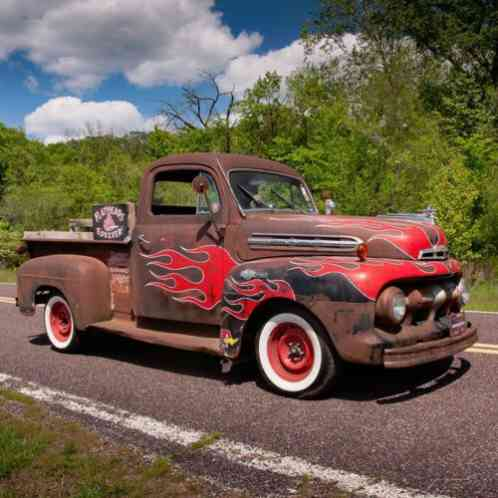 Other Makes F-1 Pickup Restomod (1951)