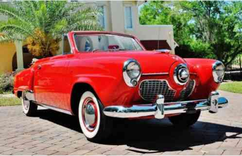 Studebaker Champion Convertible (1951)
