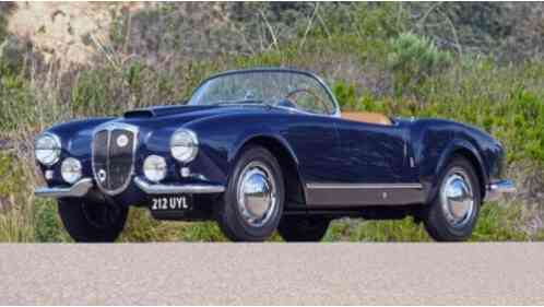 1955 Lancia B24S Aurelia Spider - 1 of 181 LHD Spider's Produced