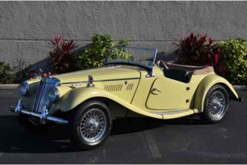 1955 MG T-Series 1500 1 of 3, 400!