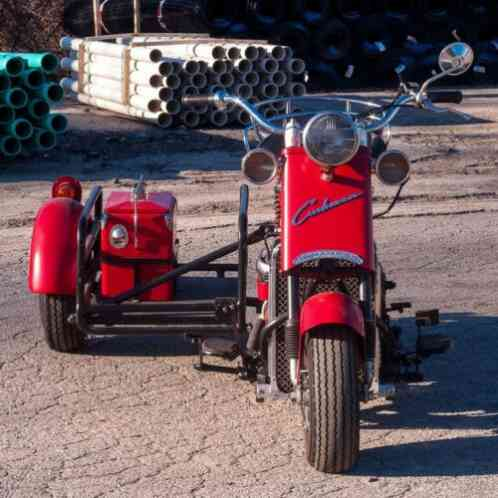 Other Makes Eagle Custom Sidecar (1955)