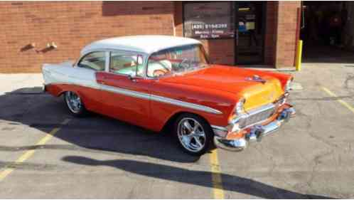 Chevrolet Bel Air/150/210 Belair (1956)