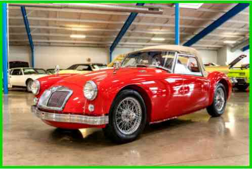 1957 Other Makes MGA ROADSTER