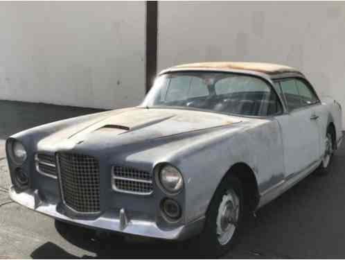 Other Makes G80 Facel Vega HK500 (1961)