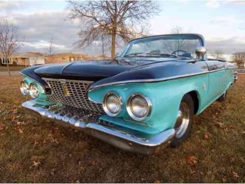 Plymouth Fury SPORT (1961)