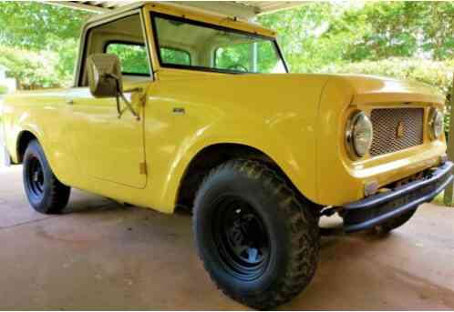 International Harvester Scout (1962)