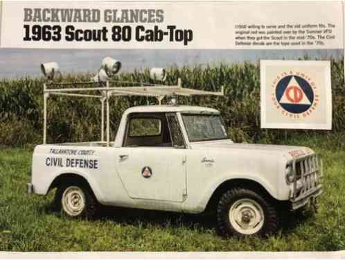 International Harvester Scout (1963)