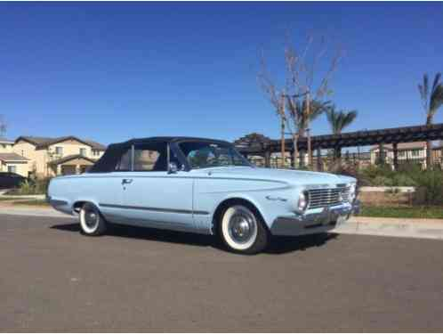 Plymouth Valiant Convertable (1964)