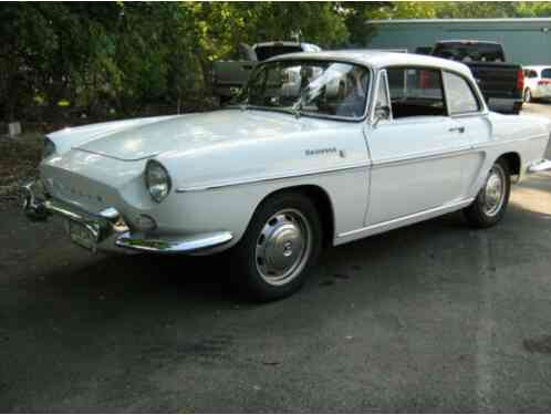 1964 Renault Caravelle Hardtop-Convertible