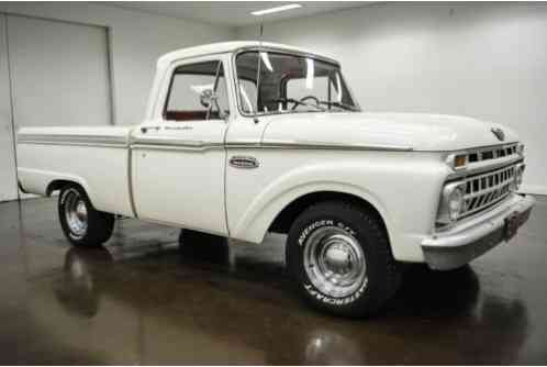 Ford F-100 -- (1965)