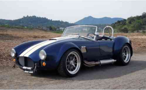 Shelby Cobra 2 door (1965)