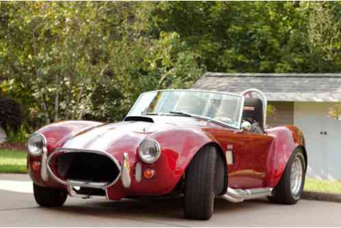 Shelby Cobra 427 SC Roadster FFV (1965)