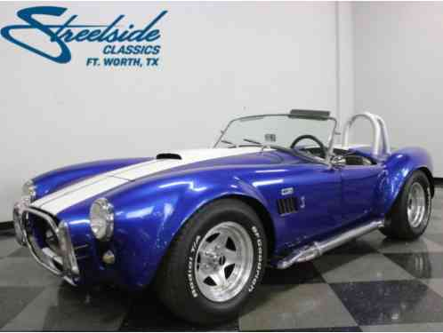 Shelby Cobra Replica (1965)