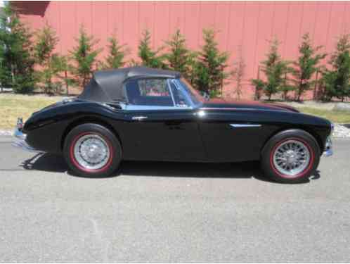 1966 Austin Healey 3000 Mark III Sports Convertible Survivor Type