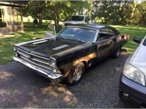 1966 Ford Fairlane FACTORY 390 GT 4 SPEED POSI
