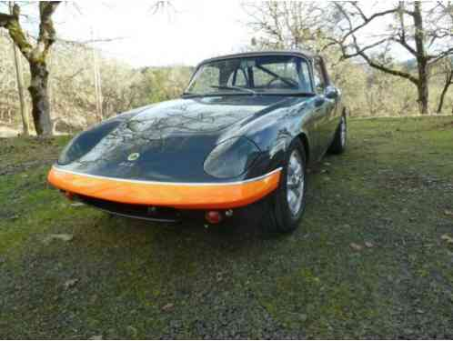 Lotus Elan BRM leather (1966)