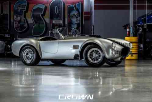 1966 Other Makes MKIII Cobra --