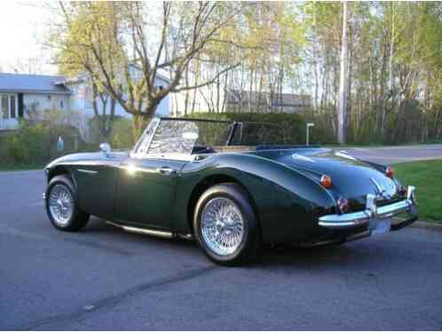 Austin Healey 3000 BJ8 PH2 (1967)