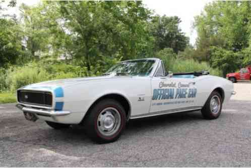 Chevrolet Camaro Indy Pace Car -- (1967)