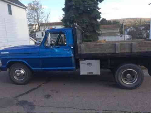 Ford F-350 1967, dump, Great truck runs smooth and no rust ...