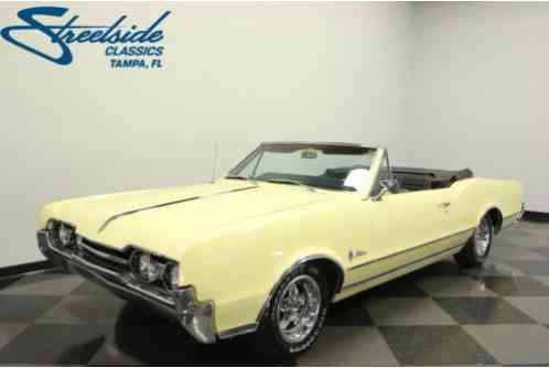 Oldsmobile Cutlass Convertible (1967)