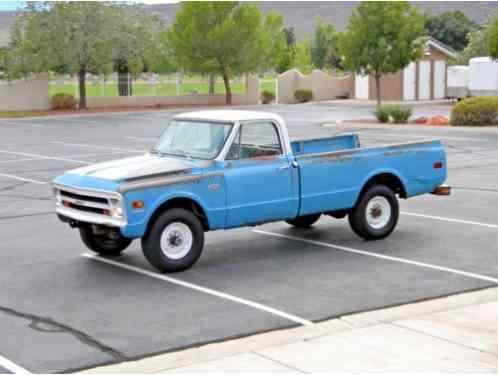 1968 Chevrolet Other Pickups K20 3/4 Ton 4x4 Truck