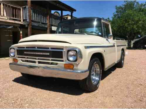 1968 International Harvester 1000C pickup