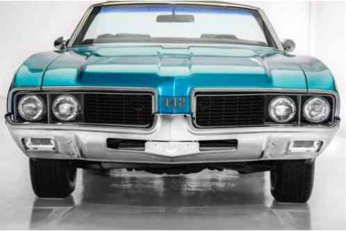 Oldsmobile 442 Convertible, (344 (1969)