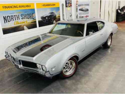 Oldsmobile 442 W30 Fully Restored - (1969)