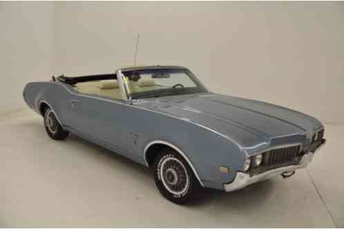 Oldsmobile Cutlass S (1969)