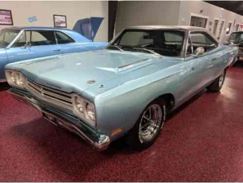 1969 Plymouth Satellite Road Runner