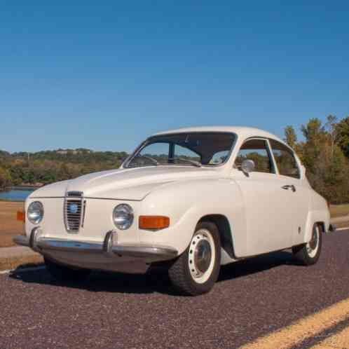 1969 Saab 96 Electric Conversion
