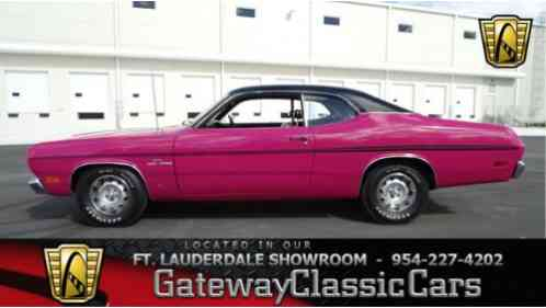 Plymouth Duster -- (1970)
