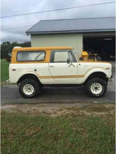 International Harvester Scout (1970)