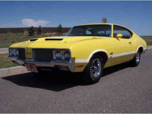 1970 Oldsmobile 442 Holiday