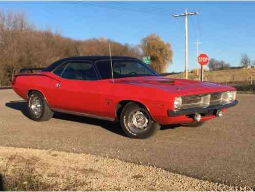 Plymouth Barracuda Gran Coupe cuda (1970)