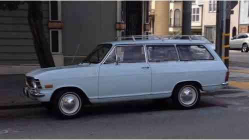 Opel Kadett 1971 Rare Classic Vehicle B Caravan Mini Wagon 2 Door