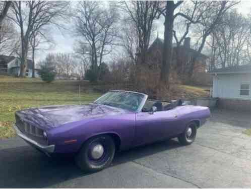 Plymouth Barracuda (1971)