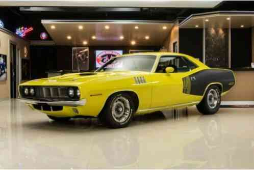 Plymouth Barracuda 440 Six Pack (1971)