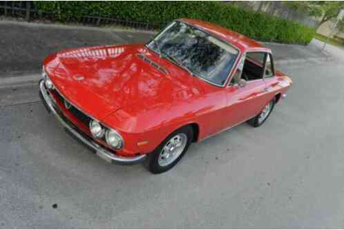 1972 Lancia Fulvia 1. 3S Coupe SEE VIDEO!