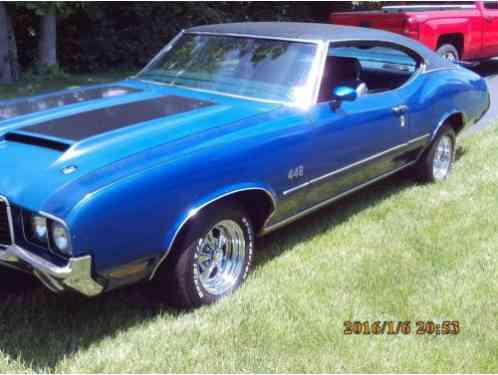 Oldsmobile Cutlass 442 clone (1972)