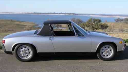 Porsche 914 Appearance package (1972)