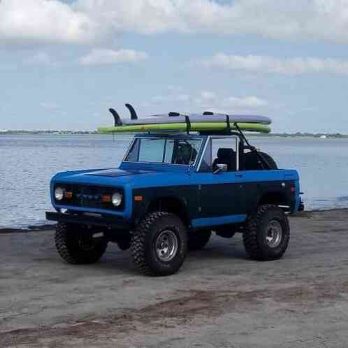 Ford Bronco Ranger (1973)