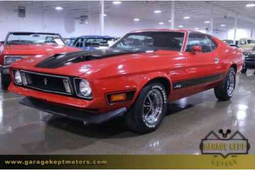 Ford Mustang Mach 1 (1973)