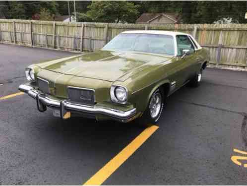 1973 Oldsmobile Cutlass SL V8