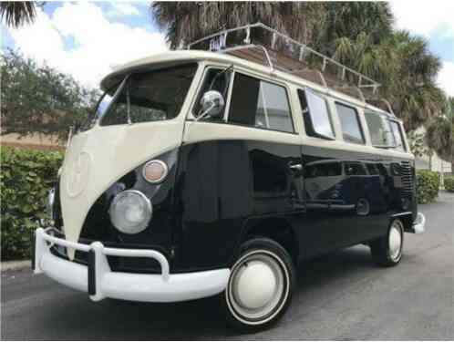Volkswagen Bus/Vanagon 15 windows (1974)