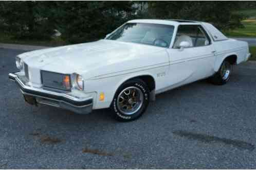 Oldsmobile Cutlass HURST OLDS W 25 (1975)