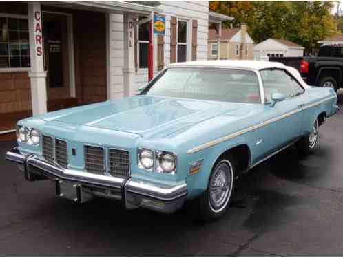 1975 Oldsmobile Eighty-Eight Convertible * 455 V8