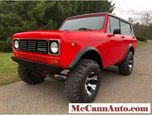 International Harvester Scout Scout (1976)
